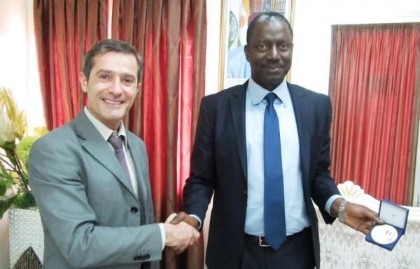 Ambassade de France à Niamey, Niger