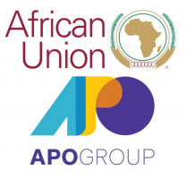COVID-19 : L'Union Africaine et APO Group mettent en place un partenariat afin de toucher davantage de médias africains, alors que l'Union s'efforce de prévenir les décès, sauver des vies et éviter des préjudices économiques inutiles aux pays africains