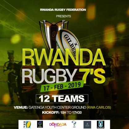 Rwanda: Rugby 2019 calendar released