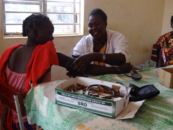 World Health Organization (WHO) - South Sudan