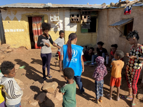 Statement attributable to the UN High Commissioner for Refugees Filippo Grandi on the situation of Eritrean refugees in Ethiopia's Tigray region