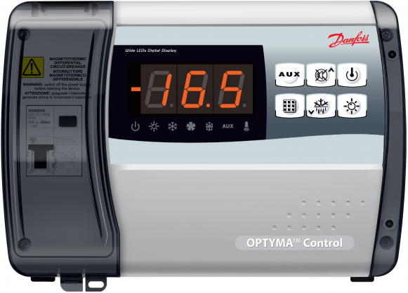 Optyma™ Control Panel ensures Energy Efficient protection of perishables at Facebook HQ Office in Dubai (By Lynne McCarthy)
