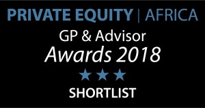 Private Equity Africa Awards, 12th June 2018, London – Shortlist Announced
