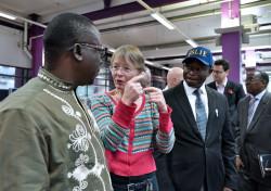University of Sierra Leone Heads of Dept visit Imperial College London campus.jpg