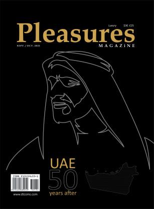 Pleasures Magazine