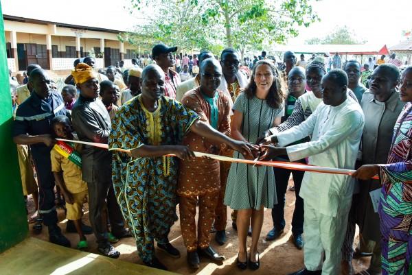 Ambassade des Etats-Unis près le Bénin