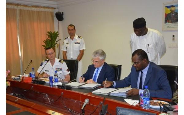 Ambassade de France à N'Djaména