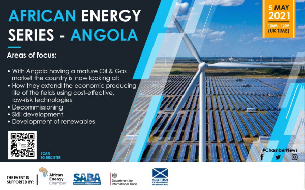 Scottish business Network looks to deepen Africa relations across Angolan Energy Sector