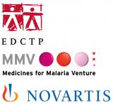 Novartis, Medicines for Malaria Venture (MMV) and EDCTP