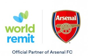 Arsenal welcomes WorldRemit as first-ever Official Online Money Transfer Partner