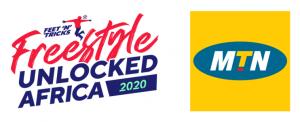 Apresentação da MTN como principal patrocinadora do Freestyle UNLOCKED Africa 2020 anunciada por 5 juízes internacionais