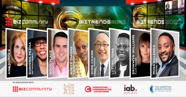 SA's trend 'rockstars' announced for BizTrends2021 Event Towards New North & New Narratives
