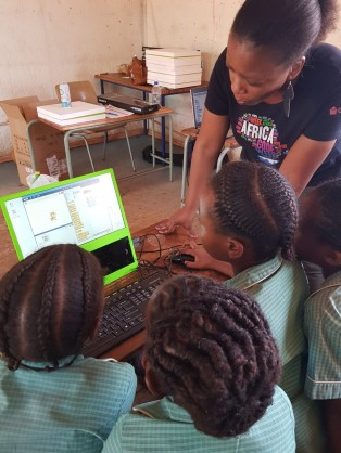 Don't tell students about Fourth Industrial Revolution (4IR). Inspire them (By De Wet Joubert, RS Components Sub Sahara Africa)