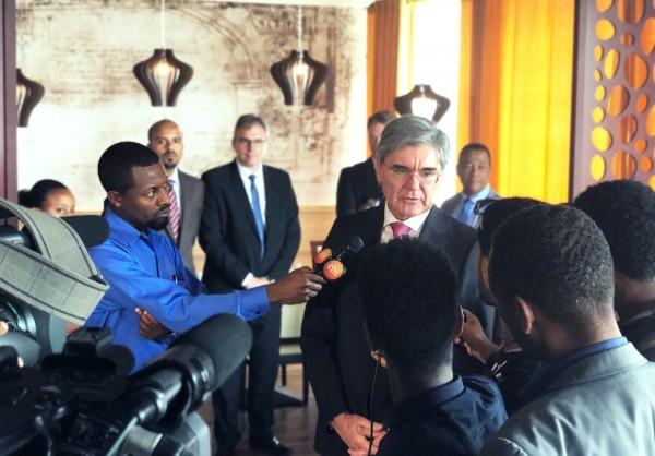APO Group - Africa Newsroom / Press release | Siemens and Ethiopia