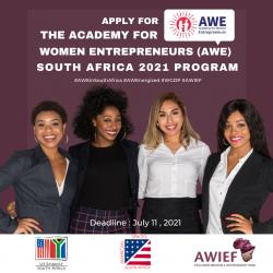 Academy For Women Entrepreneurs (AWE) South Africa 2021 Program.png