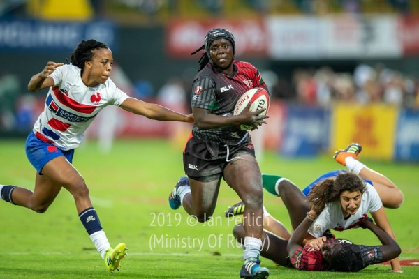 Lionesses to compete in inaugural Women's Sevens Challenger series
