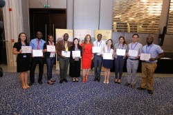 Merck Diabetes Award winners, the future diabetes experts in Africa.jpg