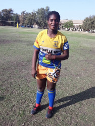 Mariama Diallo, The Senegal 15-a-side Women's National Team Captain.jpg