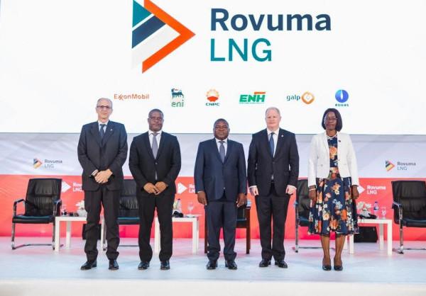 La monétisation du gaz naturel lie les industries pétrolière et gazière de l'Afrique et du Mozambique