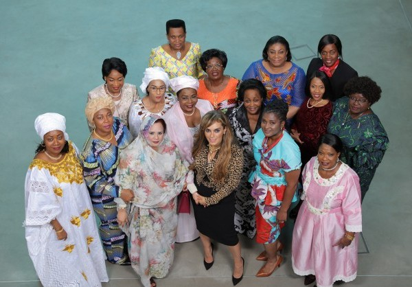 La Fondation Merck s'associe aux Premières Dames d'Afrique pour sensibiliser le public au Coronavirus et sur la façon de rester en sécurité et en bonne santé