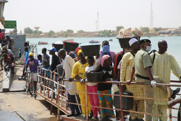 Coronavirus – Mauritania: Holding the Line: Border Officials Mobilize Against COVID-19 with International Organization for Migration's (IOM) Support