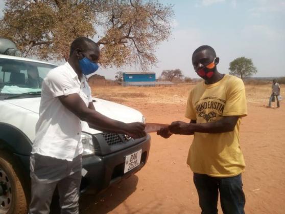 Coronavirus - Zambia: COVID-19 Sensitization for Choma, Zambia