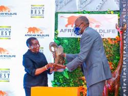 Photo 3 - Mrs Mkapa and AWF CEO.jpeg
