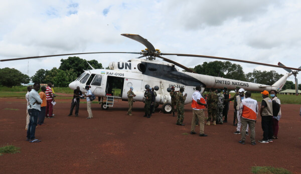 United Nations Mission in South Sudan (UNMISS)