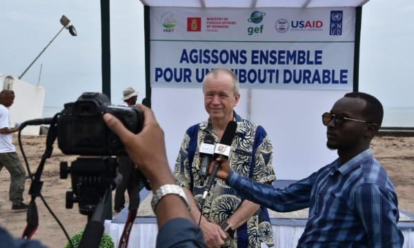 U.S. Embassy in Djibouti