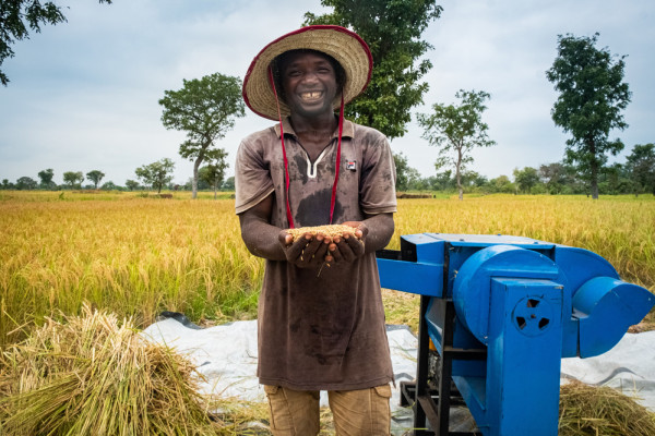 International Fund for Agricultural Development (IFAD)