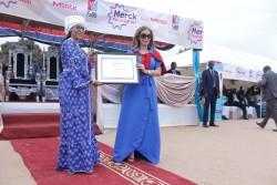 Merck launches Merck Foundation in Gambia 23.jpg