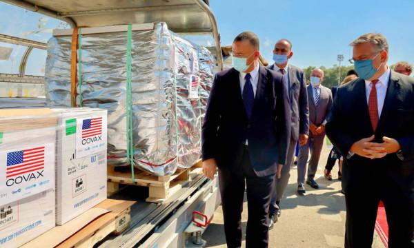 Coronavirus - Tunisia: United States Donates Almost Two Million Vaccines to Tunisia Since July 2021