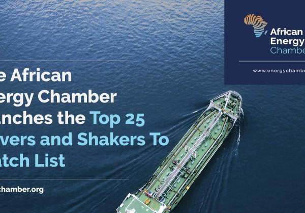 La Chambre africaine de l'énergie publie la liste du Top 25 des acteurs du changement dans le secteur des hydrocarbures