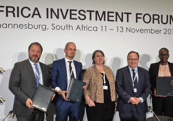 La Banque européenne d'investissement étend à l'Afrique de l'Ouest les avantages de l'assurance-investissement et de l'assurance du commerce