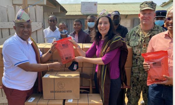 Ambassade des Etats-Unis à Madagascar & Comores