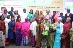 H.E. Mrs Dolapo Osinbajo , high level panelists and , wives of Governors from Nigeria together with