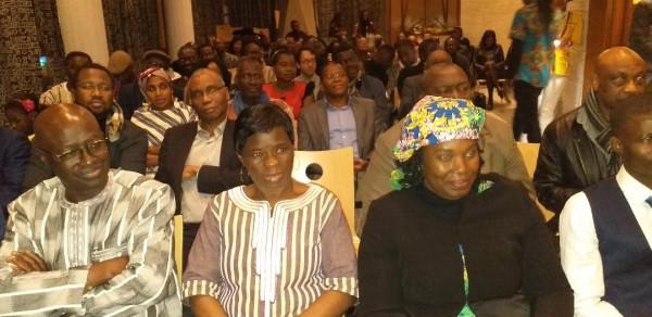 Ambassade du Burkina Faso à Paris