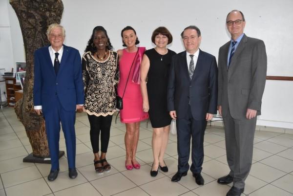 Ambassade de la Fédération de Russie dans la République du Bénin et la République Togolaise